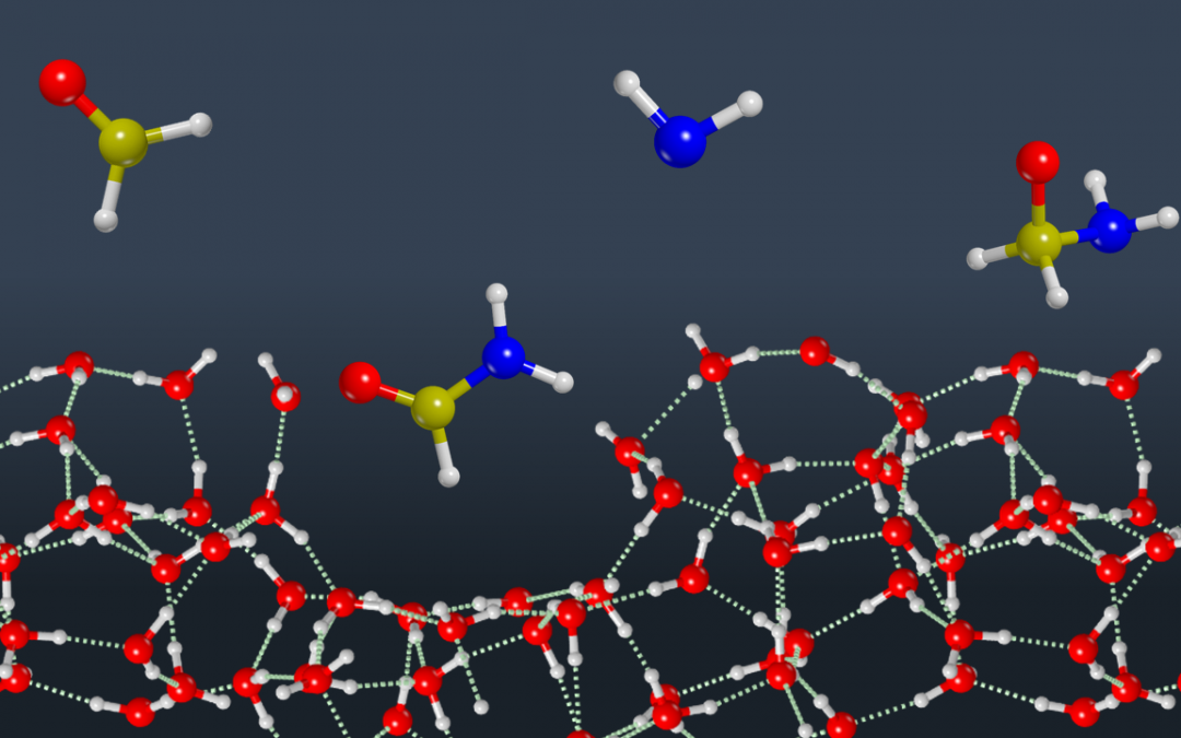 Formation of insterstellar formamide: clash between gas-phase and on-grain synthetic routes